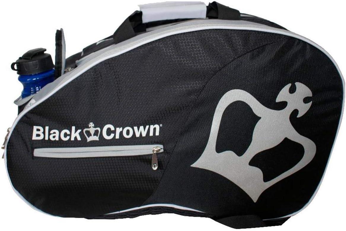 Paletero de Padél Bit Gris Turquesa - Black Crown: Amazon.es: Deportes y aire libre