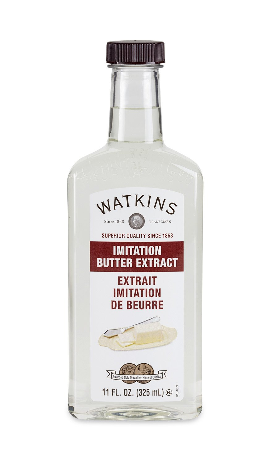 Watkins Imitation Extract, Butter, 11 Ounce (Packaging may vary)