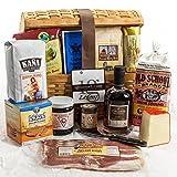 KaBloom Gift Basket Collection: Breakfast Lover's Ultimate Gourmet Breakfast Gift Chest