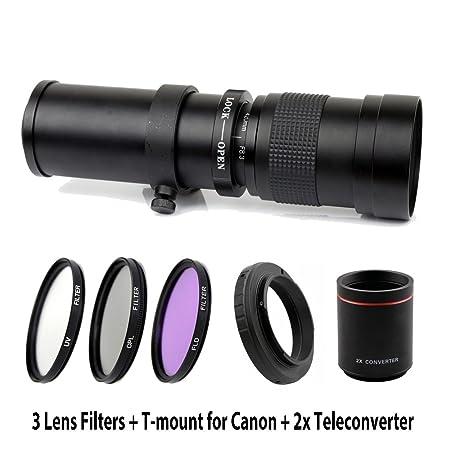 Review Lightdow 420-1600mm F/8.3-16 Super