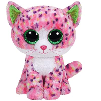 Ty Beanie Baby-ty37054-plush-beanie Boo' Sophie The Cat-Small-Medium: Toys & Games