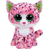 Ty Beanie Baby-ty37054-plush-beanie Boo' Sophie The Cat-Small-Medium