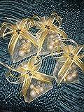 Recuerdo para Bautizo Hermoso misterio. Beautiful Boy Baptism Rhinestone Angel Mini Rosary (Mi Bautizo)12 Pack