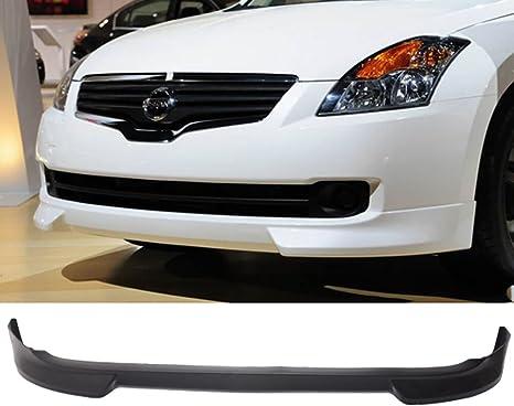 PULIps NSAT074SFAD Sports Front Bumper Lip For Nissan Altima 2007-2009 Sedan
