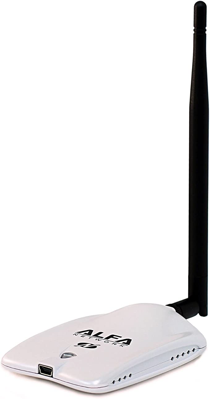 ALFA Network AWUS036NHR -Adaptador de red USB inalámbrico, WLAN 150Mbit/s