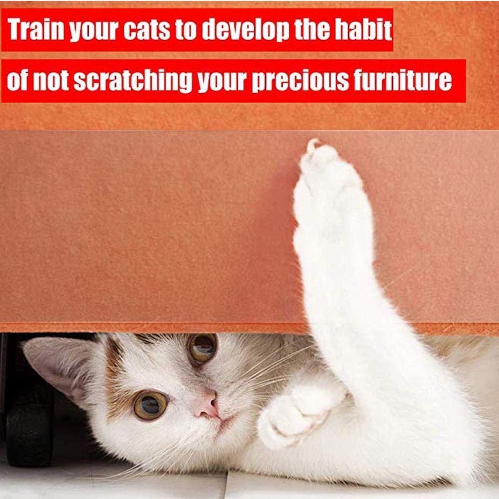 Cinta de Entrenamiento para Gatos antirrayas Muebles de sofá ...
