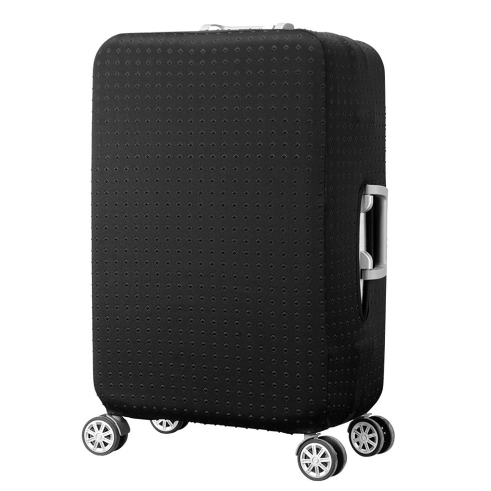 Travel Luggage Protector Suitcase Cover 22''-24'' Suitcase Dust Cover Size M