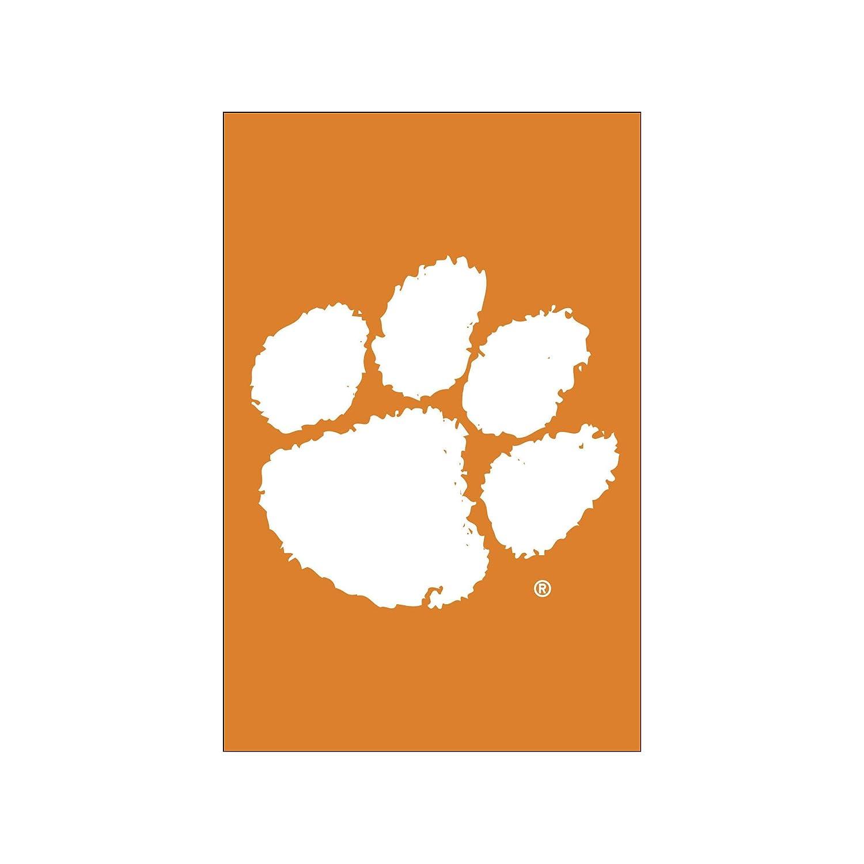 NCAA Clemson TigersオレンジアップリケGarden Flag   B001HNHWFK, ムラマツマチ e29d6d5d