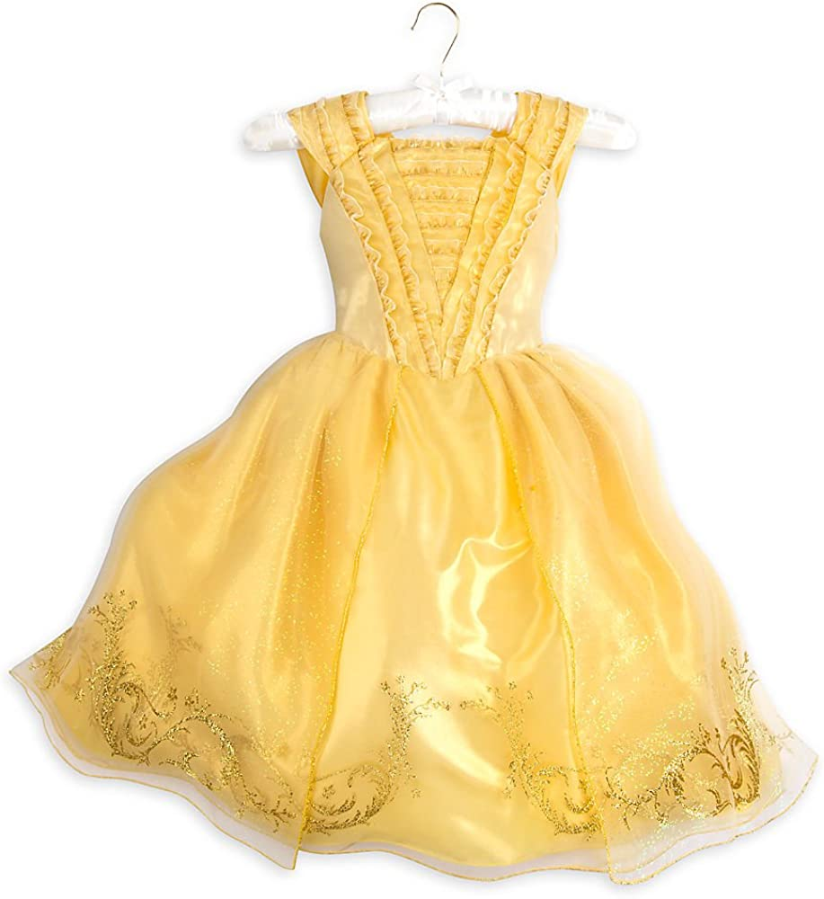 Beauty and the Beast Belle dress inspired by latest movie
