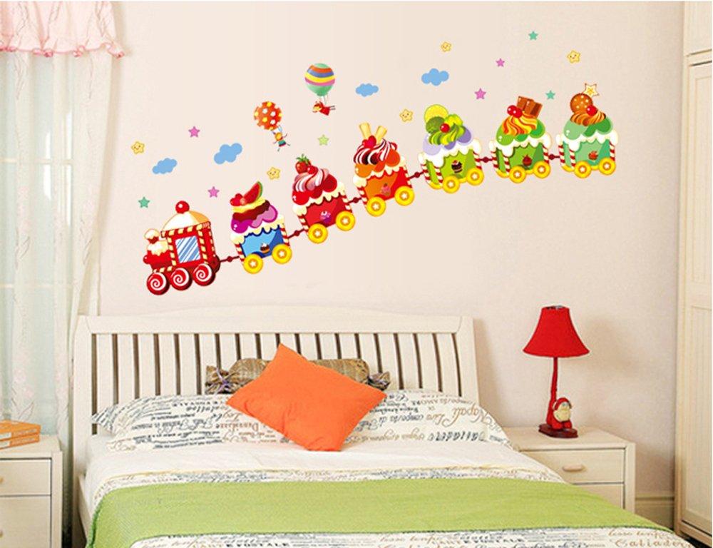 Disegni per camerette di bambini by46 pineglen - Decorazioni camerette ...