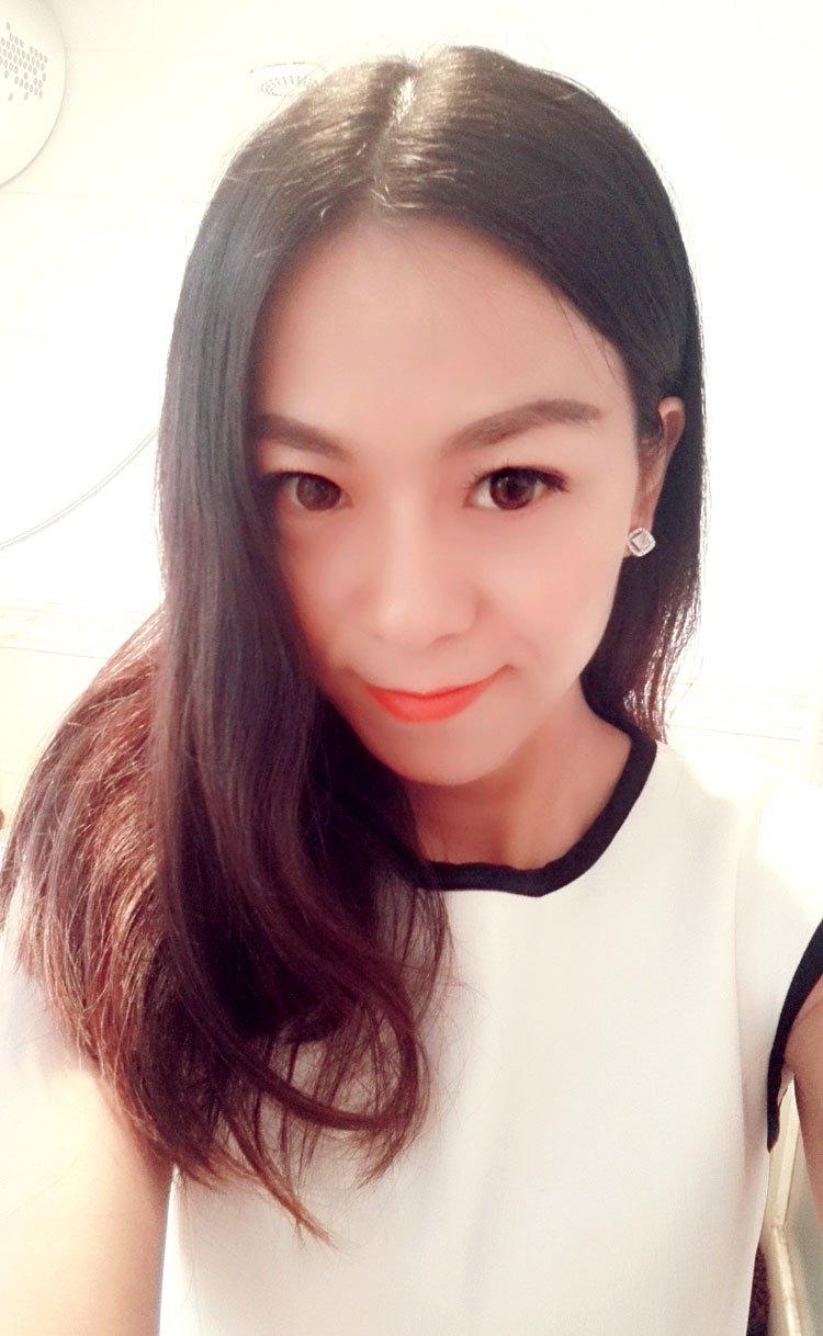 Korea Women Gift Pink Geometric Earrings earings Dangler Eardrop ol