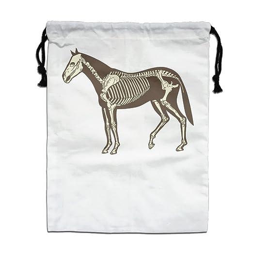 Caballo Esqueleto cordón bolsa saco ligero Yoga deporte de ...