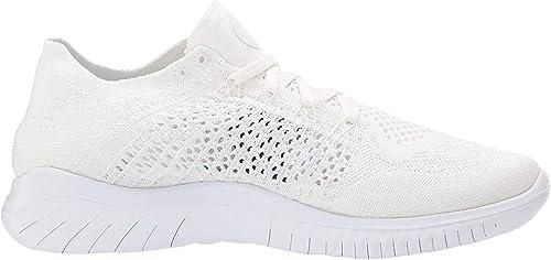 Nike Free RN Flyknit 2018, Sneakers Basses Homme