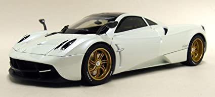 Buy Gt Autos Gt Autos Pagani Huyara White Online At Low Prices In