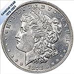 1878 1904 Morgan Silver Dollar BU $1 Brilliant Uncirculated