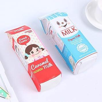 Ndier - Estuche de lápices para botellas de leche ...