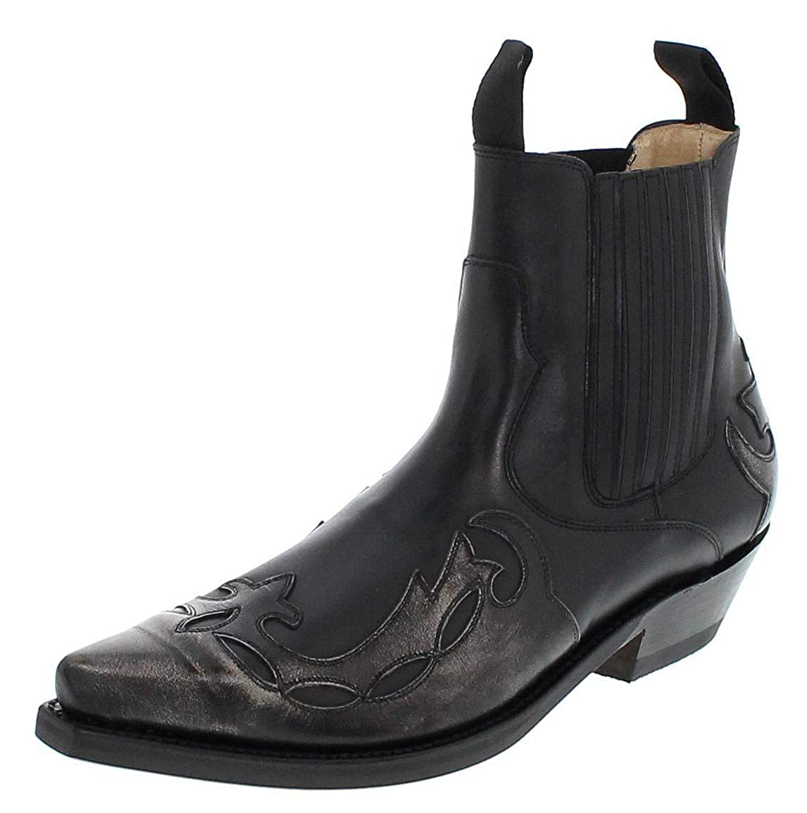 Mayura Boots, Stivali uomo, nero (Negro Bone), 42 EU: Amazon
