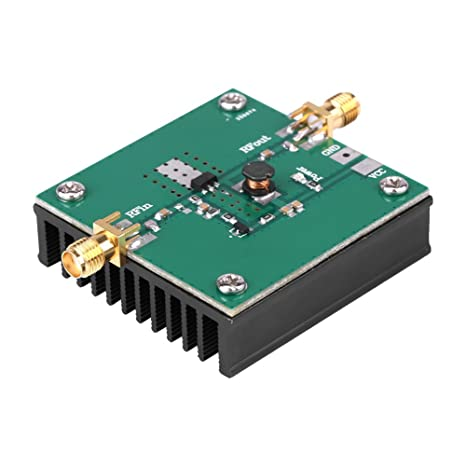 RF Amplifier 5W SMA Connector Power Amplifier 380-450MHz