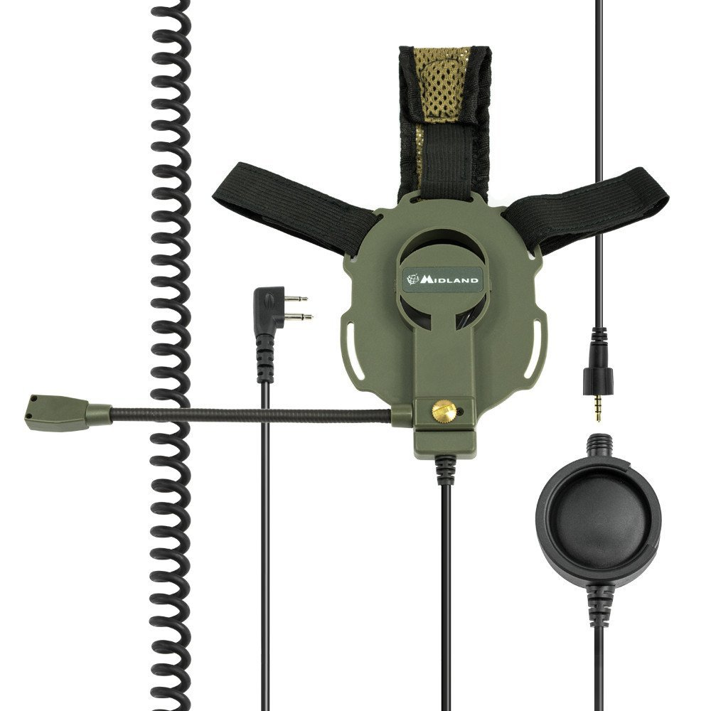 Midland Bow M-Tactical Auriculares