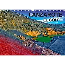LANZAROTE EL GOLFO 2019: Une exposition d'art tellurique unique au monde.