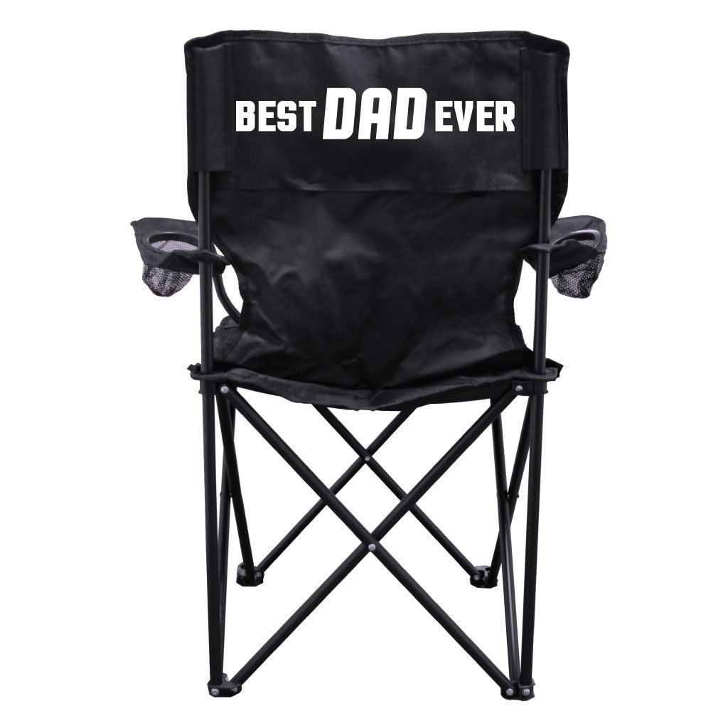 Amazon.com : VictoryStore Outdoor Camping Chair   Best Dad Ever   Fatheru0027s  Day Gift   Camping Chair With Carry Bag : Sports U0026 Outdoors