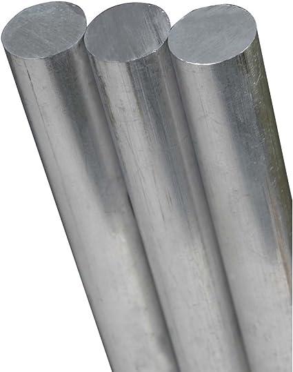 1-1//8/'/' Diameter Round 304 Stainless Steel Bar 12/'/' Length