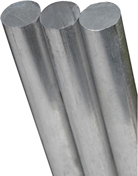 "1//8/""  Stainless Steel Rod Bar  Round 304     1 Pc  12/"" Long"
