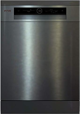 Lavavajillas EVVO D4X / Marca Española / 14 cubiertos/A+++: 429.01: Amazon.es: Grandes electrodomésticos