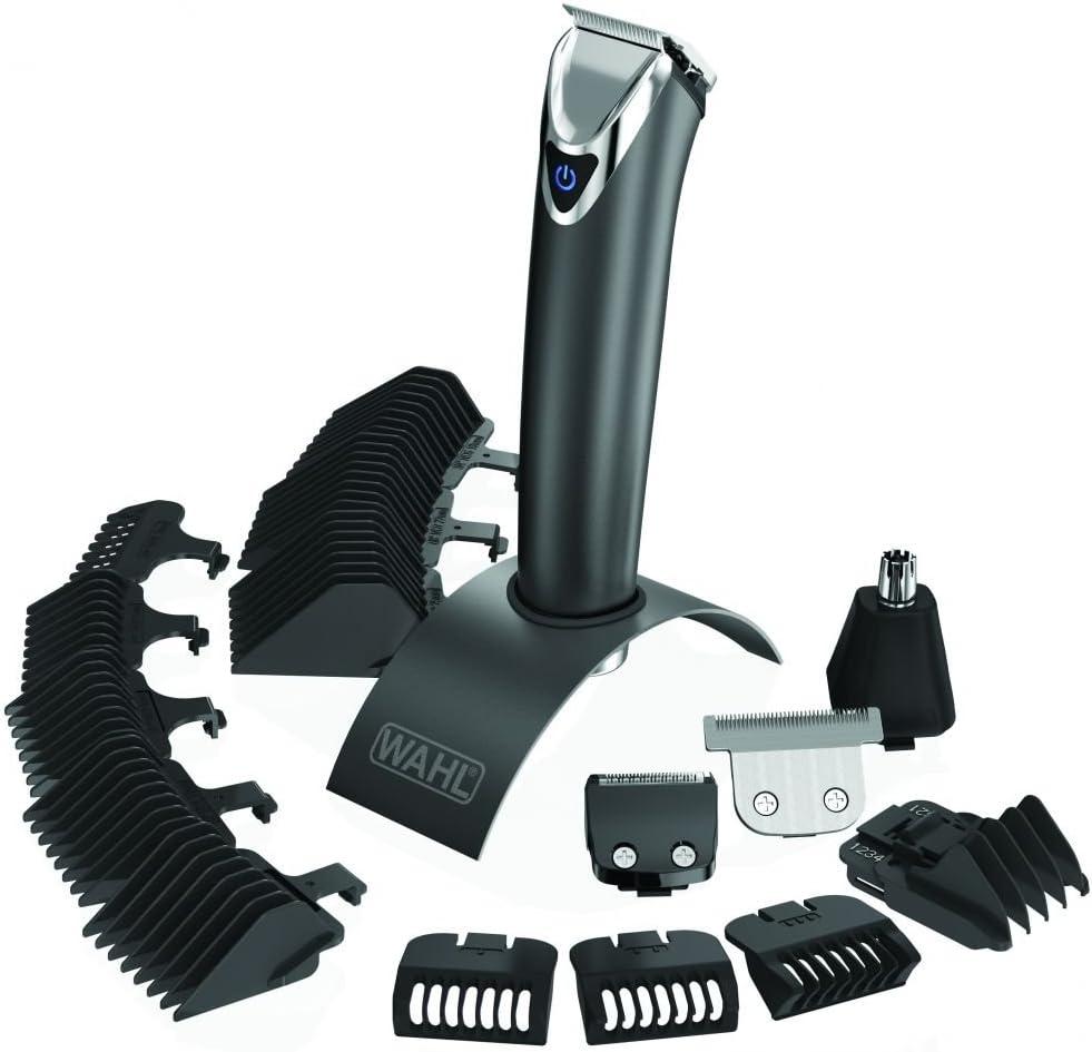 Wahl 9864-016 depiladora para la barba Negro - Depiladoras para la ...