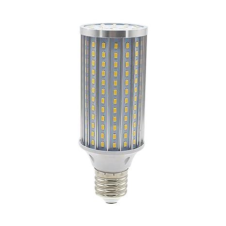 Mininono E40 LED Lámpara 40W bombilla del maíz del LED E40 Blanco cálido 3000K 3500lm,