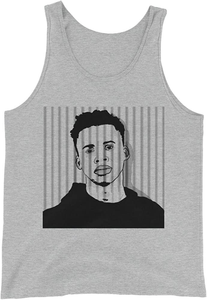 Babes /& Gents Tay-k White Tank Top Unisex