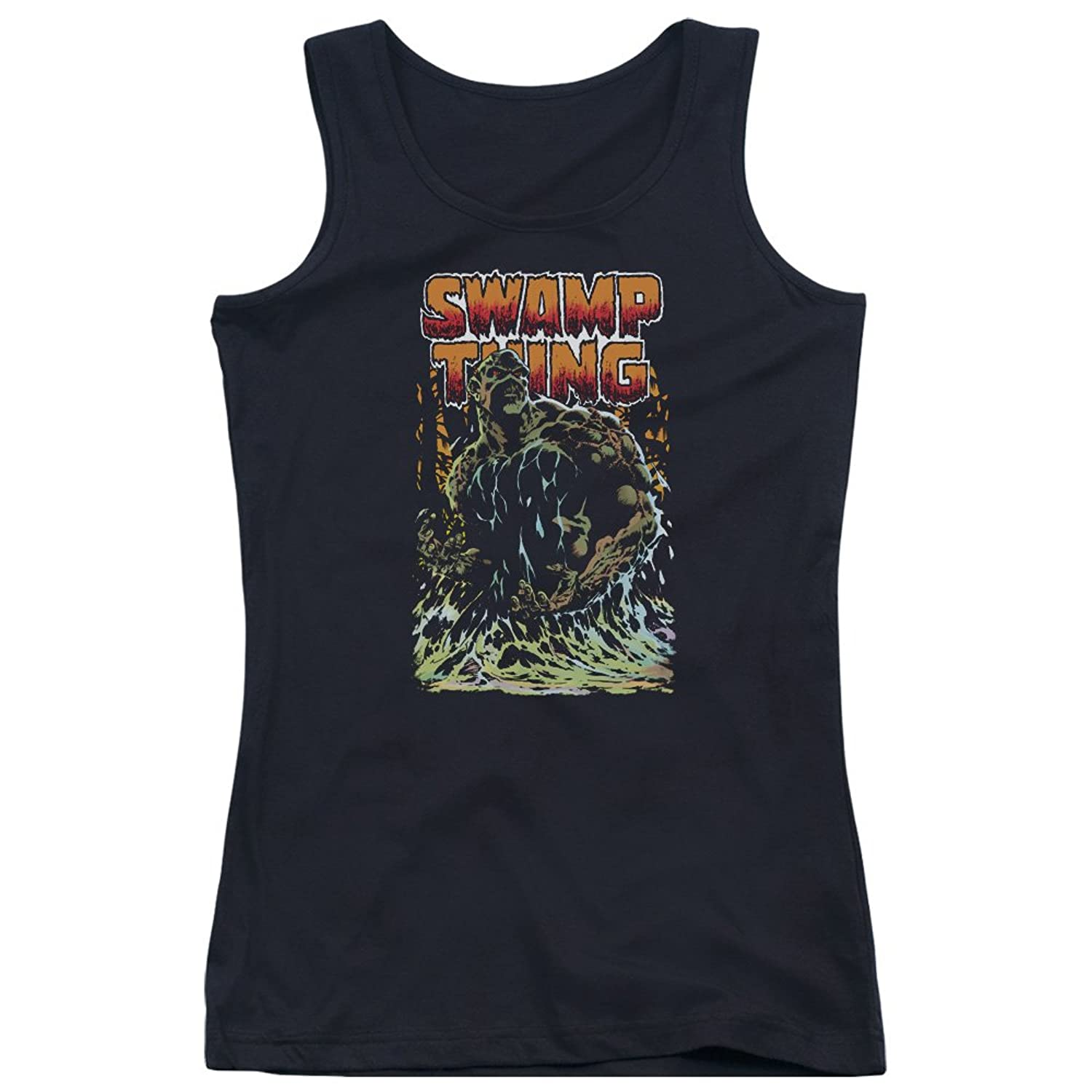 Justice League Juniors Swamp Thing Tank Top