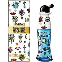 Cheap and Chic So Real Moschino Eau de Toilette - Perfume Feminino 30ml