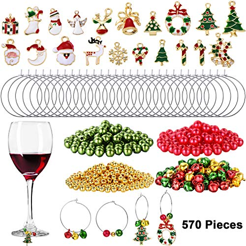 670 Pieces Christmas Wine