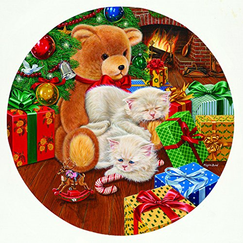 Waiting for Midnight 500 Piece Jigsaw Puzzle by SunsOut