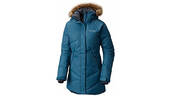 Columbia Women's Lady D Down MID Jacket