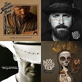 Zac Brown Band And More By Kenny Chesney Feat Grace