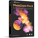 PhotoZoom Pro 8 for Windows and Mac OS