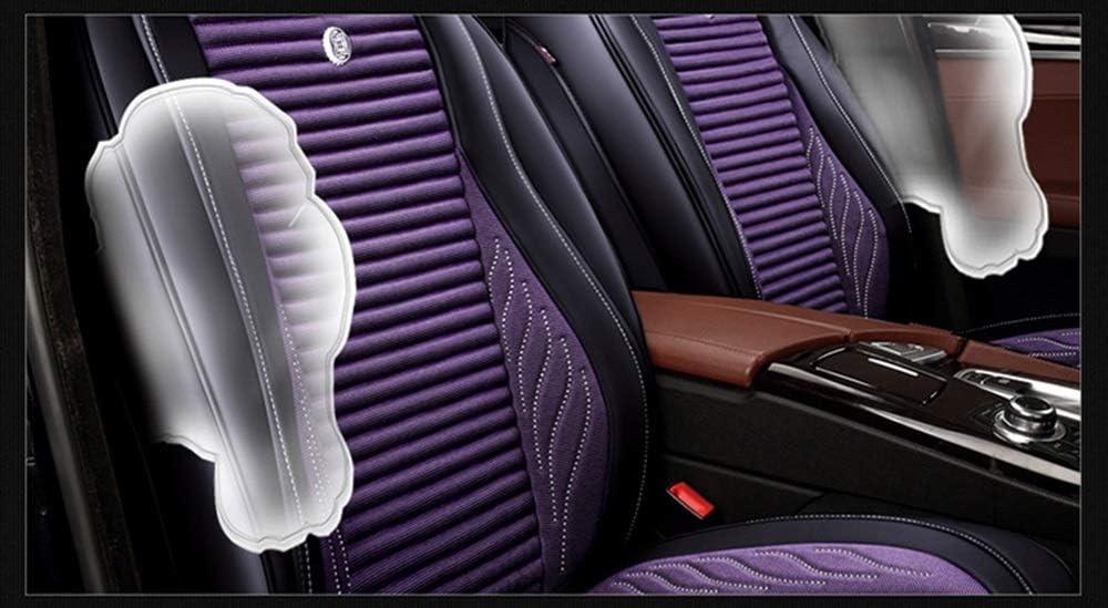 WAVENI Autositzbezug L/öwe Druck Vier Jahreszeiten universal waschbar Sitzabdeckung Passend f/ür die meisten Autos