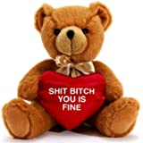 Franklin Shit Bitch Bear from Loveislame