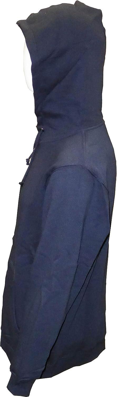 SPECIEN Mens Adult Hooded Full Covered Zipper Fleece Sweatshirt Jacket