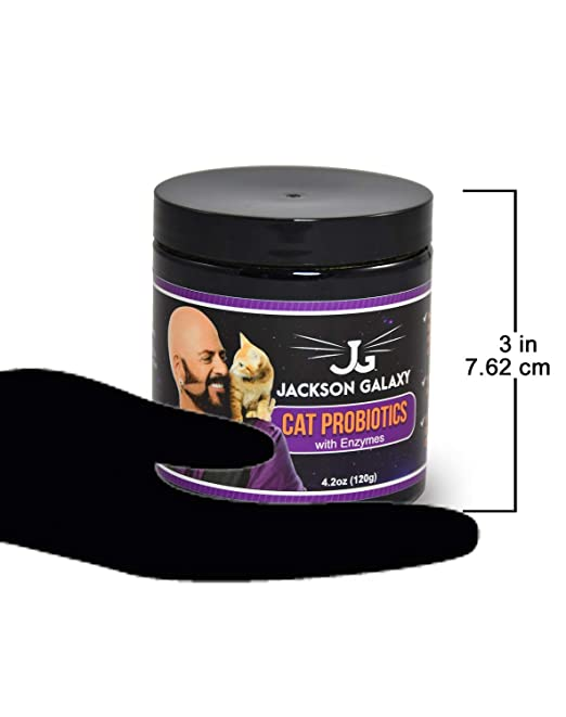 Amazon.com: Jackson Galaxy Cat Probiotics – Mejor ...