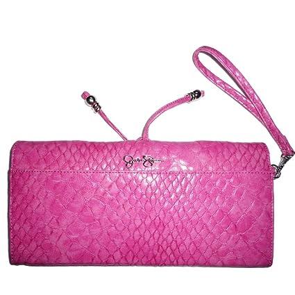 Jessica Simpson Mujer Clutch Bag Bolsa de mano con tarjetas ...
