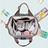 Disney Diaper Bag Backpack, Multifunction Travel