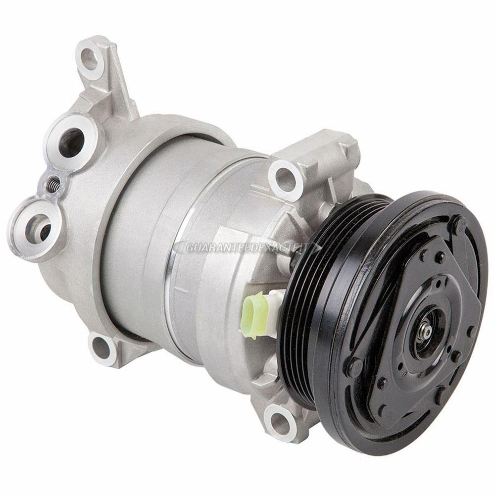 Ac Compressor W A C Repair Kit For Chevy Silverado 1500 1996 S10 4 Cylinder Engine Diagram Car Parts And Gmc Sierra Buyautoparts 60 80142rk New Automotive