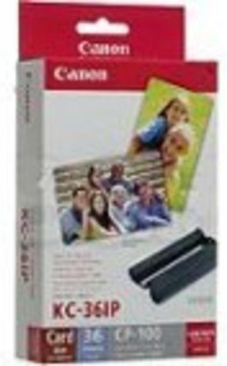 Canon Original Canon Selphy Cp 1200 Kc36ip 7739a001 Tinte 36 Seiten Bürobedarf Schreibwaren