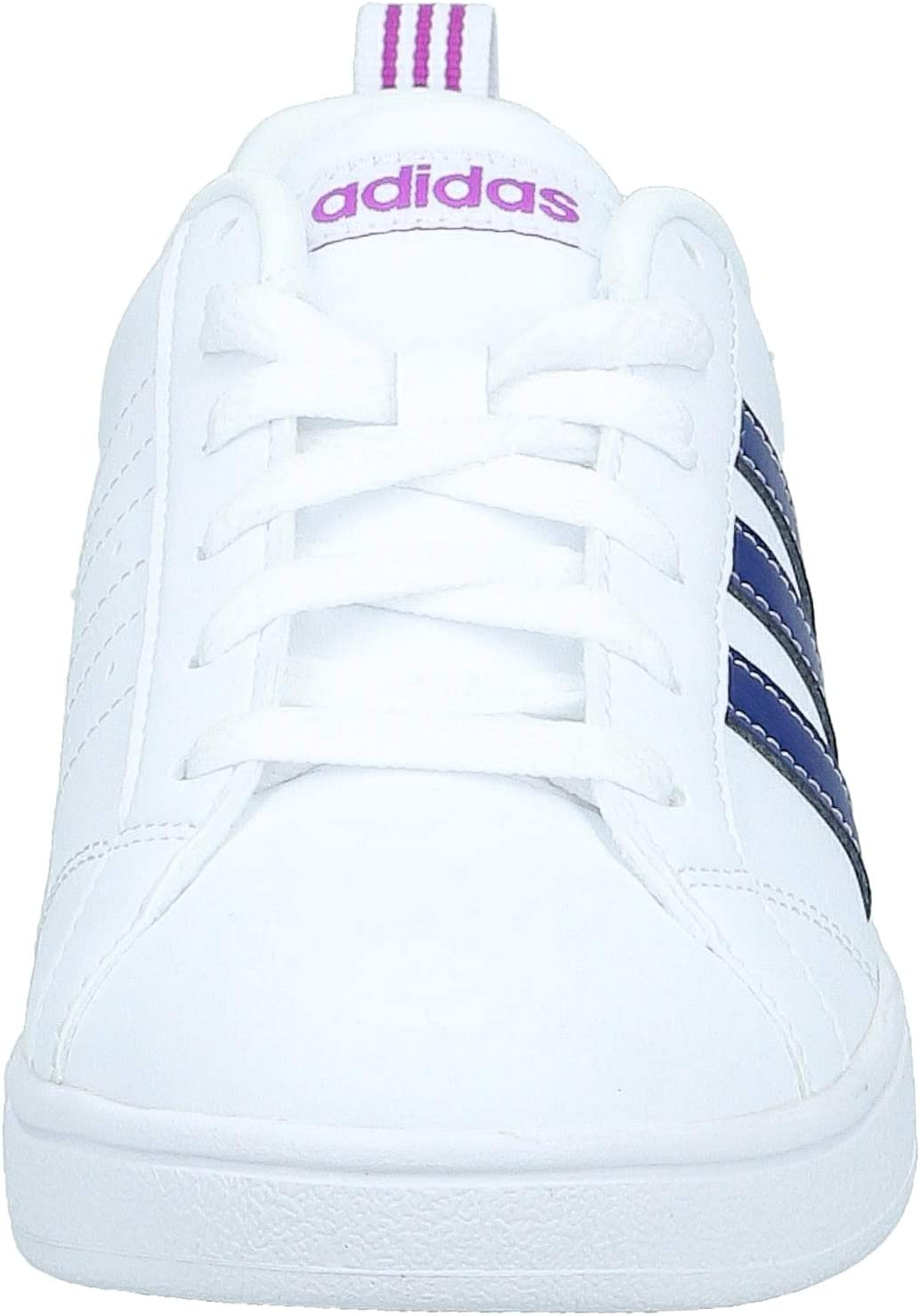 Nadie Elegibilidad longitud  Adidas Tenis VS Advantage BB9620 para Mujer, Color Blanco, Talla 22.5:  Amazon.com.mx: Ropa, Zapatos y Accesorios