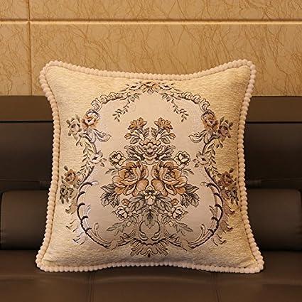 Amazon ZLYAYA Sofa PillowCushionDecorative PillowsThrow Delectable High End Decorative Pillows