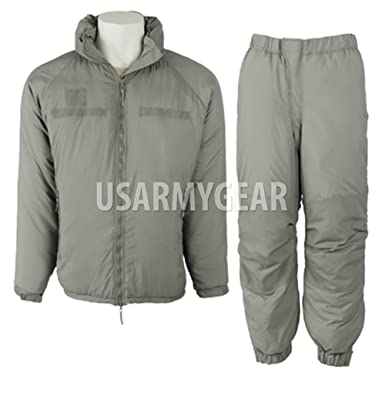 Amazon.com  Made in USA Army Gen 3 Level 7 ECW Insulated Pants+Parka ... 2b928562123