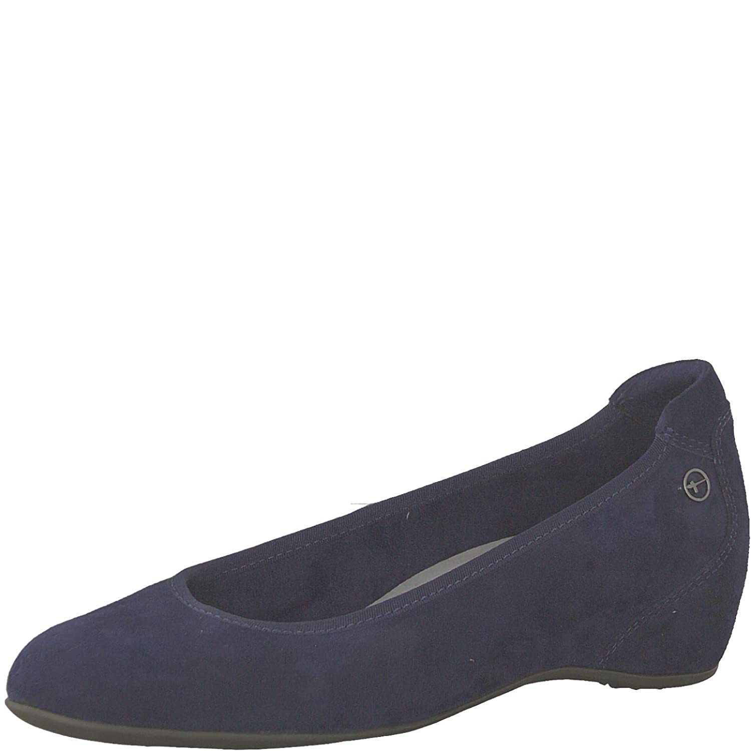 Navy Suede Tamaris Damen 22421 Pumps